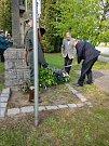 Pietním aktem si připomněli výročí osvobození a uctili památku padlých ve druhé světové válce i v Letohradě.