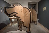 """V muzeu v České Třebové ve čtvrtek začala výstava zvaná """"Savci"""" rekordy a kuriozity ze světa zvířat, která představuje ty nejpikantnější zajímavosti o této živočišné třídě."""
