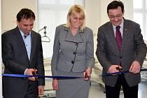 Z otevření nového dialyzačního pracoviště ve Vysokém Mýtě.