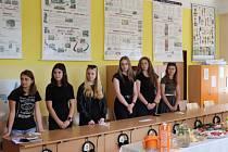 Na konci minulého roku se žákům 9. třídy ze ZŠ Jindřicha Pravečka ve Výprachticích podařilo zvítězit v celostátním kole Podzimního WocaBee šampionátu.