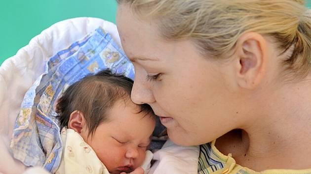 Agáta Frejvaldová je prvním potomkem Romany a Ondřeje Frejvaldových z Vamberka. Při narození 4. března ve 2.38 hodin vážila 3 kg.