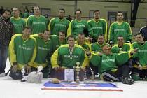 Green Boys Běstovice vyhráli městskou hokejovou ligu