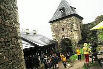 Přes tři hrady 2010.
