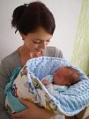 Vojtěch Herynek je prvním dítětem Michaely a Tomáše z České Třebové. Narodil se 8.  12. v 18.19 hodin, kdy vážil 3,25 kg.
