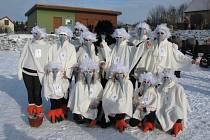 Libchavský masopust 2015.