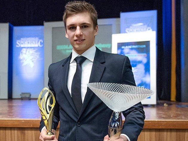Martin Viktorin, loňský vítěz ankety.