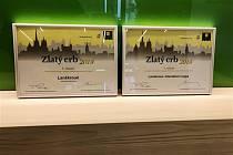 Město Lanškroun zvítězilo ve dvou kategoriích krajského kola prestižní soutěže Zlatý erb 2019.