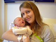 Tea Peškarová je prvním dítětem Kristýny a Václava z Letohradu-Orlice. Narodila se 28. 11. v 15.04 hodin, kdy vážila 3,290 kg.