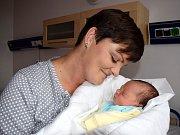 Jakub Pudil se narodil 18. 9. v 18.46 hodin rodičům Veronice a Antonínovi ze Sázavy. Při narození chlapec vážil 4,060 kg.