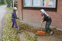 Dobrovolnický projekt 72 hodin v Rybníku.