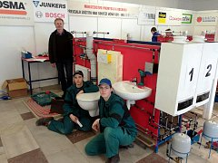 Žamberští instalatéři byli na soutěži první