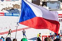 Fandíme českému biatlonu.