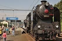 Historické vlaky jezdí po Orlickoústecku