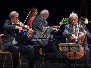 Guarneri Trio Prague v České Třebové.