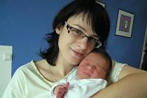 Pavel Oliva potěšil 24. března v 9.19 Martu a Petra Olivovy z Lanškrouna. Po narození se pochlubil 4,1 kg.