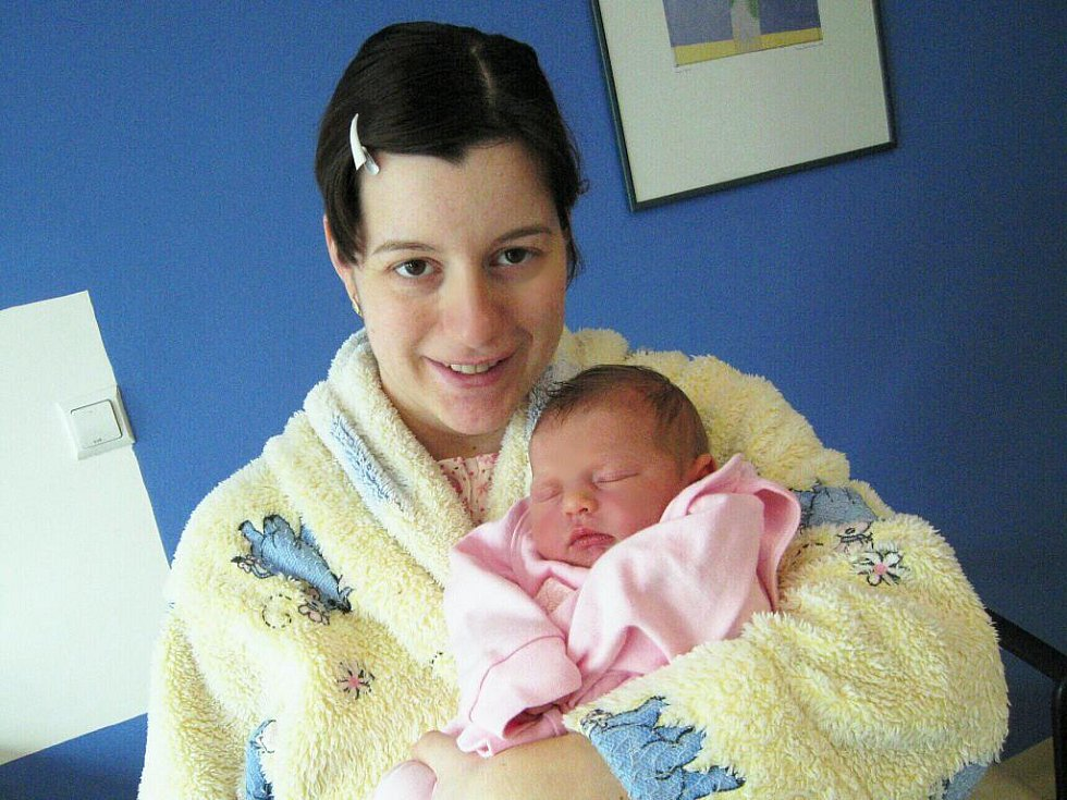 Karolína Kalousková je mladší sestra Mirečka, jejich rodiči jsou Jitka a Jaromír Kalouskovi z Českých Libchav. Svět uviděla 20. března v 18.23 hodin, vážila 3,2 kg.