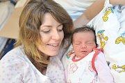 Linda Štaudová je po Barunce druhou dcerou Pavly a Jana z Hnátnice. Holčička se s váhou 4,07 kg narodila 17. října v 12.55 hodin.