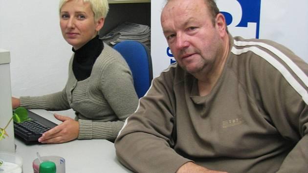 Vladimír Boštík při on-line rozhovoru v Orlickém deníku.