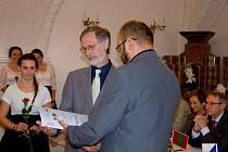 Při udílení regionálních cen Egona Ervína Kische byla oceněna i kniha Jaroslava Hubeného Brandýs jakoby.
