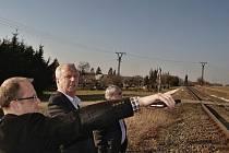 Červená Voda se dočká vybudování nové železniční zastávky.