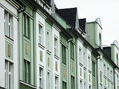 Bytové domy ilustrační foto