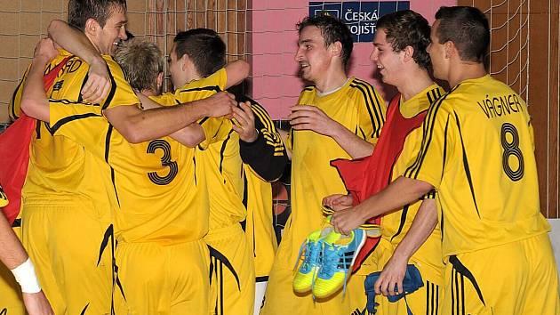 Futsalisté Nejzbachu V. Mýto