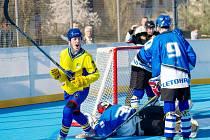 V prvním čtvrtfinále play off se dařilo útočníkovi Kert Parku Tomáši Fejfarovi, ostrostřelec nasázel tři góly.