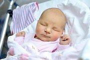 Adélka Svobodová je prvním potomkem Zuzany a Tomáše ze Sloupnice. Narodila se 29. 12. ve 12.49 hodin, kdy vážila 3,330 kg.