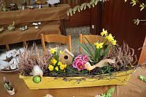 V Českých Heřmanicích se již měli možnost naladit na Velikonoce.