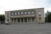 Kulturní dům v Letohradu.