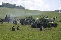 Zkušenosti ze spolupráce vojáků s civily při Cihelně se mohou kdykoliv hodit.