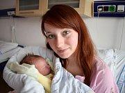Antonín Suchánek se narodil 3. 3. v 1.55 hodin Lucii a Janovi z Lhůty u Vysokého Mýta. Při narození vážil 3,538 kg.