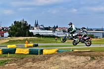 Vysokomýtský autodrom hostil světový šampionát závodu supermoto.