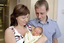 Amálie Čadová je prvním dítětem Renaty Kuvíkové a Martina Čady z Českých Libchav. Narodila se jim 7. srpna v 17.44 s hmotností 2,97 kg.
