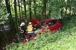 Dopravní nehoda u Hejnice