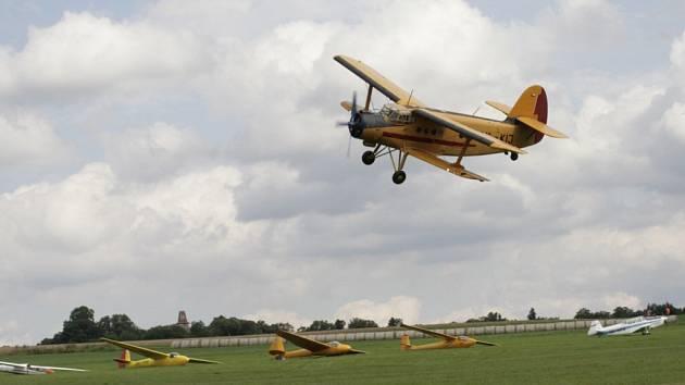 Air show v Žamberku.