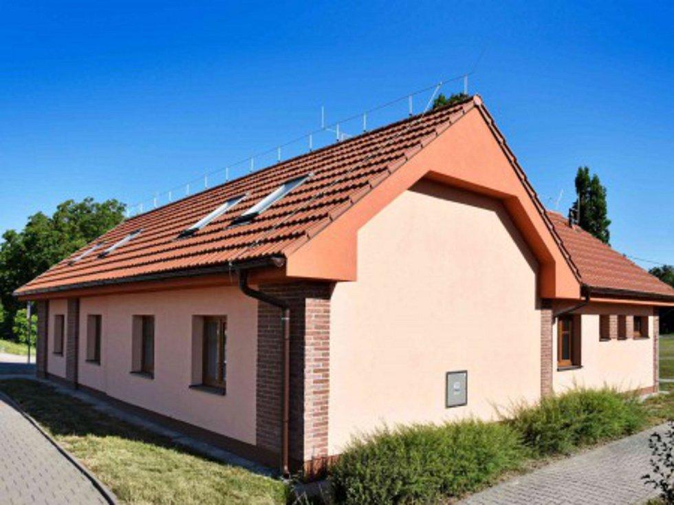 Komunitní centrum Ostřetín