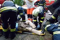 Nehoda u Lanšperka