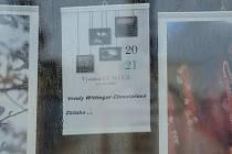 Výstava Za sklem.