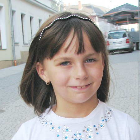 Sára Kolářová.