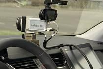 Nový radar policie využije na silnici I/35.