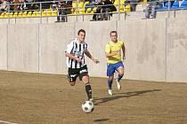 Fotbalistům Jiskry Ústí nad Orlicí se v prvním utkání jara nedařilo.