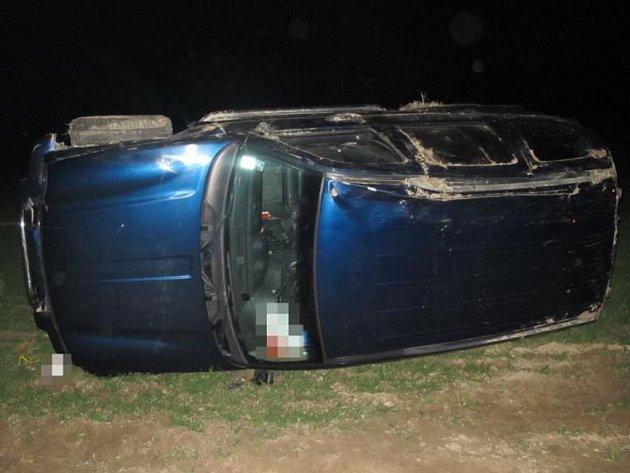 Řidiči, který jel po silnici z Letohradu směrem na Verměřovice, vběhla pod kola srna.