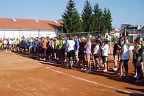 Rekordní účast. Osmého ročníku volejbalového turnaje se zúčastnilo 29 družstev.