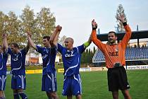 Letohrad získal doma tři body za vítězství nad Velimí.
