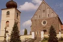 Kostel v Sopotnici.