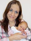 Marie Stránská je prvorozená holčička Ivy Sodomkové a Jiřího Stránského z Ústí nad Orlicí. S váhou 2900 g spatřila světlo světa 4. 5. v 7.50 hodin.
