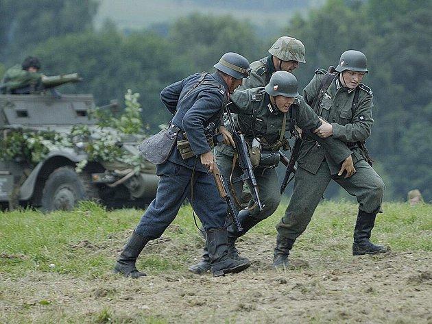 Dvanáctý ročník vzpomínkové akce Cihelna v Králikách.