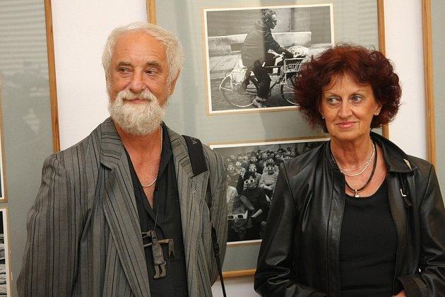 """""""BRÁNA NADĚJE"""" – takový je název unikátní výstavy fotografií významného českého fotografa Jindřicha Štreita, která byla otevřena v Galerii pod radnicí v Ústí nad Orlicí."""