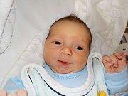 Šimon Matějka se narodil 30. 11. v 17.06 hodin Monice a Václavovi z Podlesí Turova. Těší se na něho sourozenci Tomášek, Verunka a Tonda.